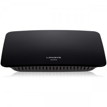 Linksys SE2500 5-port Switch