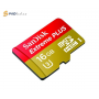 SanDisk Extreme PLUS microSDHC UHS-I Memory Card