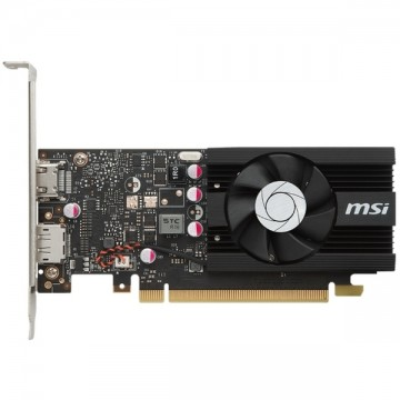 MSI GT1030 2GH LP OC GDDR5 Graphic Card