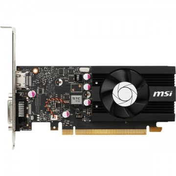 MSI GT1030 LP OCV1 2GB GDDR5 Graphic Card