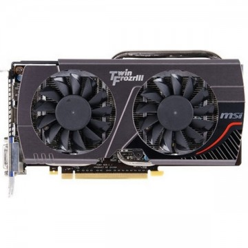 MSI GTX650 Ti Boost Gaming TFIII 2GB GDDR5 Graphic Card