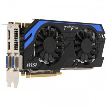 MSI GTX660 Ti Power Edition OC 2GB GDDR5 Graphic Card
