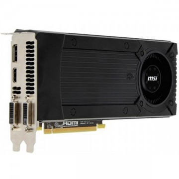 MSI GTX670 OC Edition 2GB GDDR5 Graphic Card