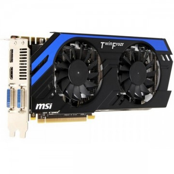 MSI GTX670 Power Edition 2GB GDDR5 Graphic Card