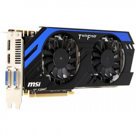 MSI GTX670 Power Edition OC 2GB GDDR5 Graphic Card