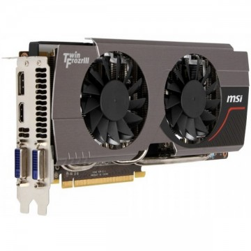 MSI GTX680 4GB GDDR5 Twin Frozr Graphic Card
