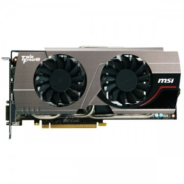 MSI GTX680 Twin Frozr 2GB GDDR5 Graphic Card