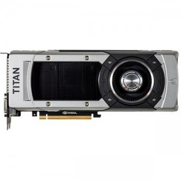 ASUS GTX TITAN Black Edition 6GB GDDR5 Graphic Card