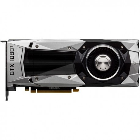 ASUS GTX1080 Ti Founders Edition 11GB GDDR5X Graphic Card
