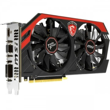 MSI GTX750 Ti Gaming Twin Frozr IV OC 2GB GDDR5 Graphic Card