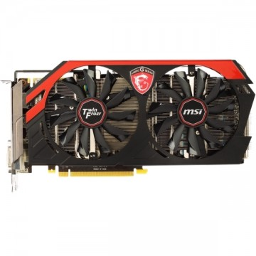 MSI GTX760 Gaming Twin Frozr IV 4GB GDDR5 Graphic Card