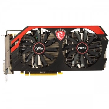 MSI GTX760 Gaming Twin Frozr IV OC 2GB GDDR5 Graphic Card