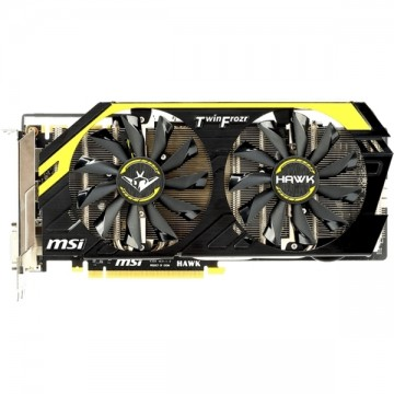 MSI GTX760 HAWK Twin Frozer IV 2GB GDDR5 Graphic Card