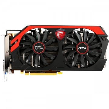 MSI GTX770 Gaming Twin Frozr IV OC 2GB GDDR5 Graphic Card