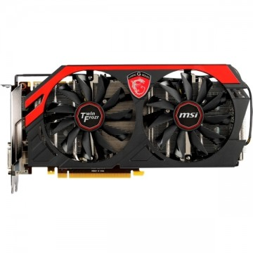 MSI GTX770 Gaming Twin Frozr IV OC 4GB GDDR5 Graphic Card