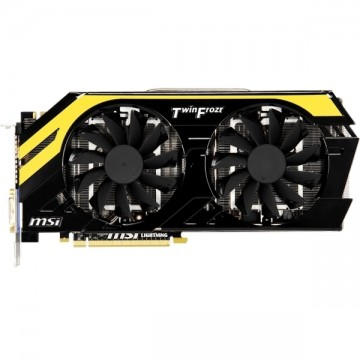 MSI GTX770 Lightning Twin Frozr IV 2GB GDDR5 Graphic Card
