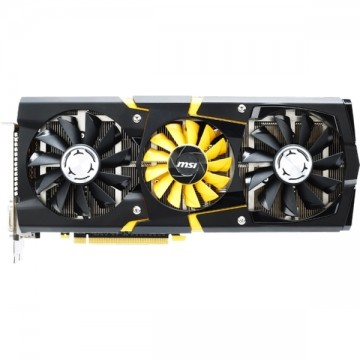 MSI GTX780 Lightning TriFrozr 3GB GDDR5 Graphic Card