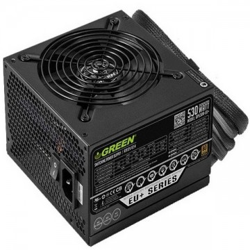 GREEN GP530A-EU+ 80Plus Bronze Power Supply
