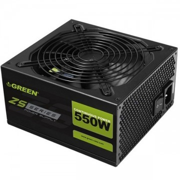 GREEN GP550A-ZS 80Plus Bronze Power Supply