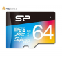 Silicon Power Superior Pro microSDXC UHS-I U3 With Adaptor