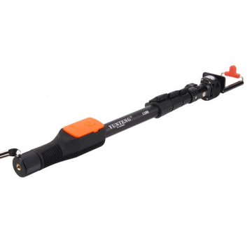 YunTeng YT-1288 Orange Monopod