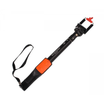 YunTeng YT-2288 Orange Monopod