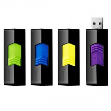 Apacer AH332 Retractable USB 2.0 Flash Drive