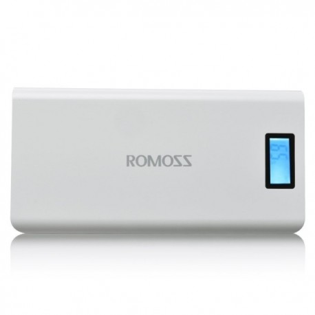Romoss Solo 6 Plus 16000mAh Powerbank