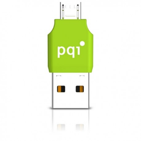Pqi Connect 201 U837 OTG USB Flash Memory