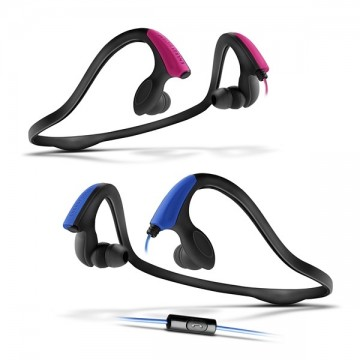 Energy Sistem Energy Earphone Running Two Neon Handsfree