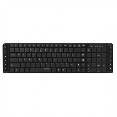 Green GK-301 Ultra Slim Multimedia Keyboard