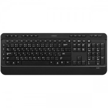 Green GK-502 Official Multimedia Keyboard