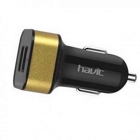 Havit UC270 2 Port Car Charger