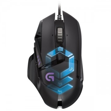 G502 Proteus Spectrum Mouse