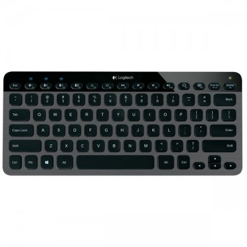 Logitech K810 Bluetooth Illuminated Keyboard