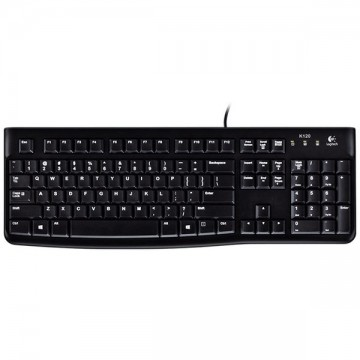 Logitech K120 Wired Keyboard