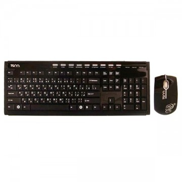 TSCO TK 8125 Keyboard and Mouse